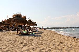 Beach in Chernomorets