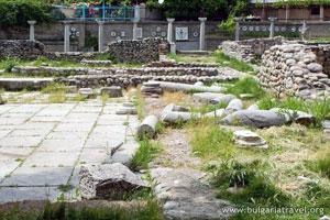 Разкопки в Сандански