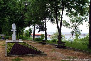Park in  Tsarevo